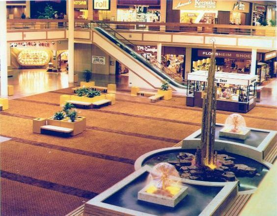 100 Best 1970 S Shopping Malls Images On Pinterest