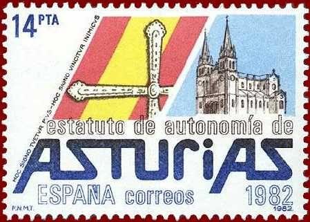 Estatuto Autonomía Asturias - 1982