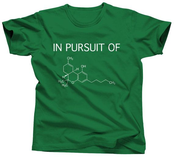 THC Molecule Shirt - Chemistry Gift - Weed Shirt - Chemistry Shirt - Drugs Shirt - Weed - Marijuana Shirt - Science Shirt - Science Party