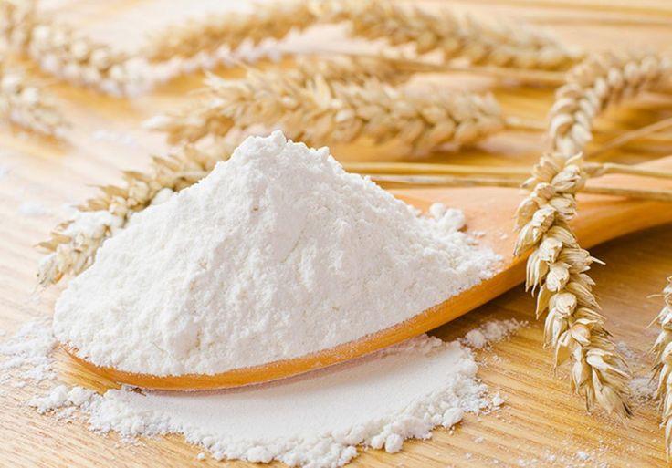 10 Killing Erection Foods -refined flour