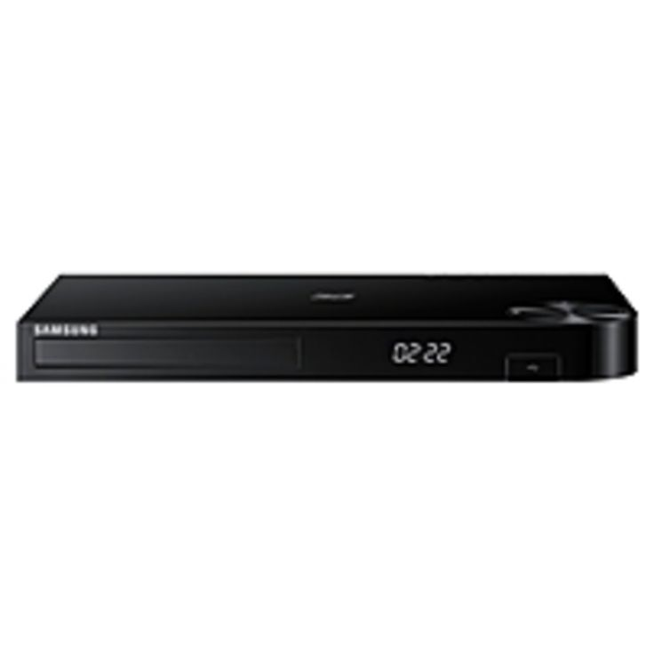 Samsung BD-H6500 1 Disc(s) 3D Blu-ray Disc Player - 1080p - Black - Dolby Digital, Dolby Digital Plus, Dolby TrueHD, DTS, DTS HD - BD-RE, DVD+RW, DVD-RW, CD-RW - BD Video, DVD Video, MPEG-2, MPEG-4, DivX HD, WMV - Progressive Scan - Ethernet - Wireless LA
