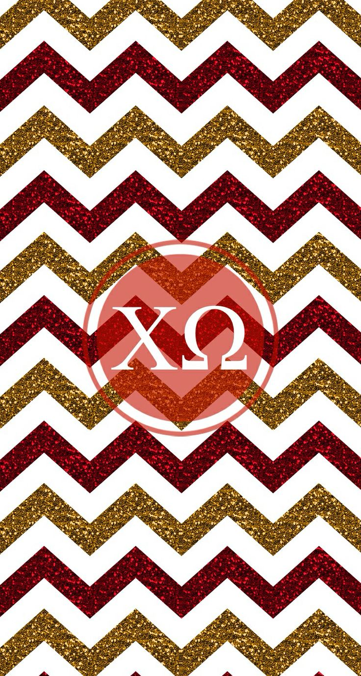 Chi Omega Phone Background Made By Liana Louie Chi
