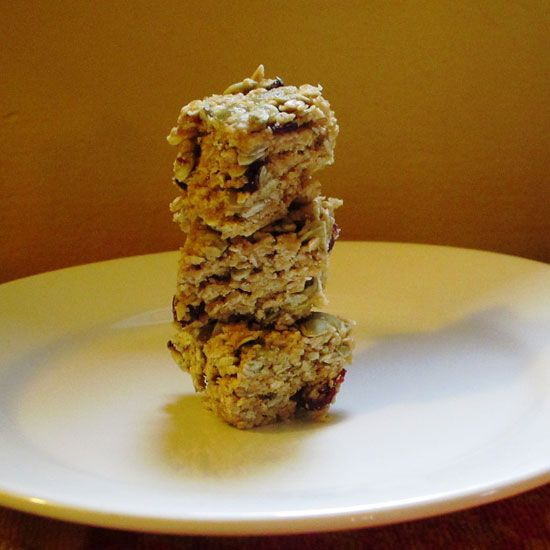 Homemade chewy granola bars recipe food matters mother earth