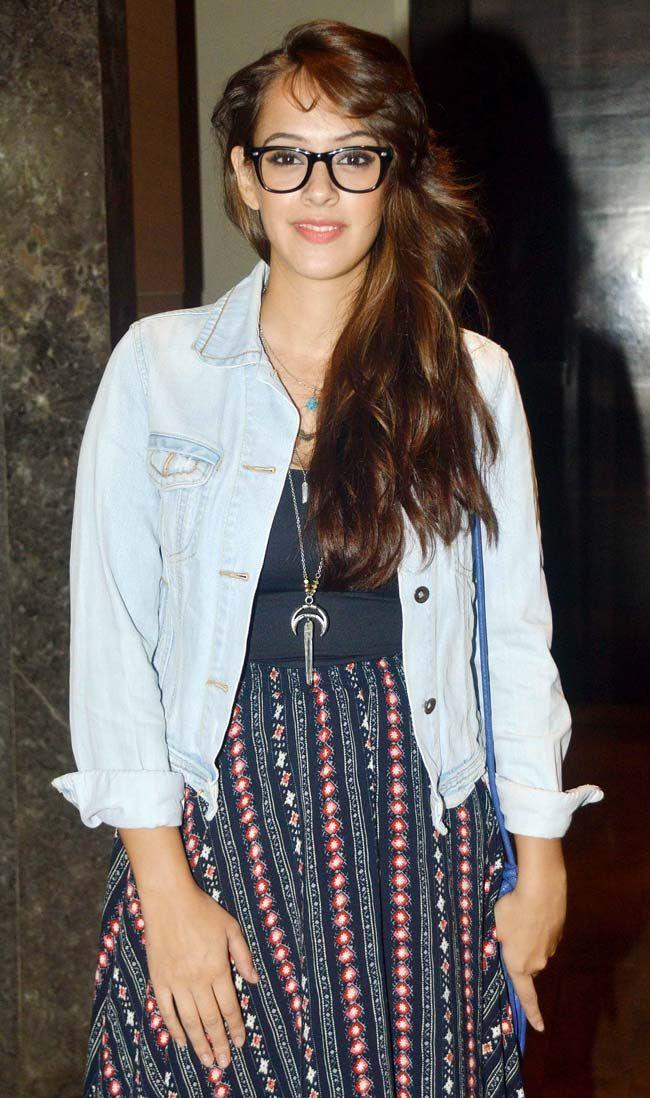 Hazel Keech at the screening of Hunterrr. #Bollywood #Fashion #Style #Beauty