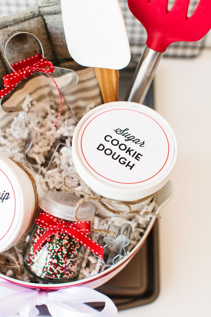 The TomKat Studio: Holiday Cookie Gift Basket