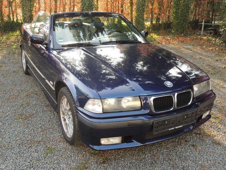 Bmw 318i e36 Cabrio Sport Edition *EZ 07.1998*150Tkm*M///*   Check more at https://0nlineshop.de/bmw-318i-e36-cabrio-sport-edition-ez-07-1998150tkmm/