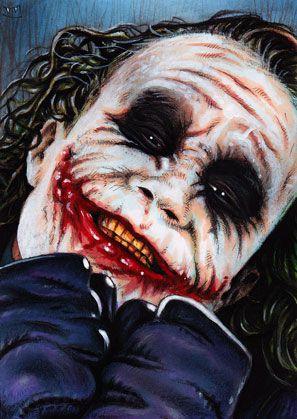 Joker by Trev Murphy