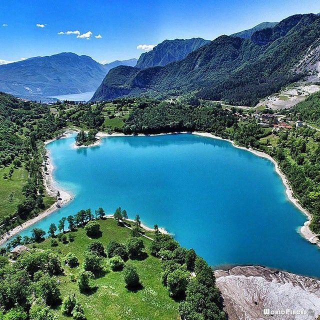 Lago Di Tenno, Trentino, Italy