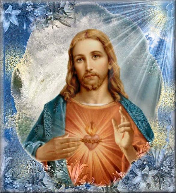 SAGRADOS CORAZONES DE JESÚS Y MARÍA : JUNIO, MES DEL SAGRADO CORAZÓN DE JESÚS - DÍA 27 -...