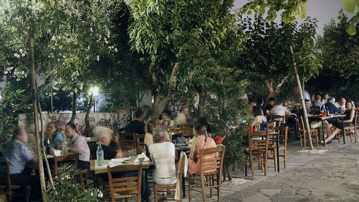 8 εστιατόρια με αύρα γειτονιάς