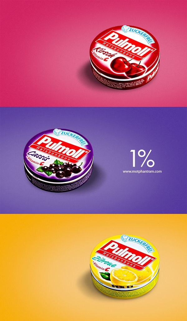 Pulmoll Product photoshoot on Behance