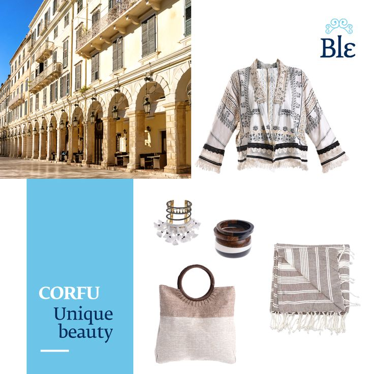 Going on holiday in #Corfu island? A smart choice style-wise! Shift dresses are the perfect look all day long! View the collection here www.ble-shop.com #MyBleSummer