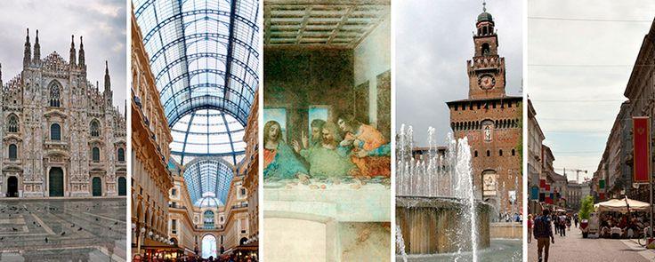 Todo lo que puedes ver y hacer en Milán #Italia #Milán