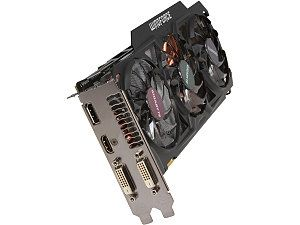 GIGABYTE GV-R929WF3-4GD Radeon R9 290 4GB 512-Bit GDDR5 PCI Express 3.0 HDCP Ready Video Card