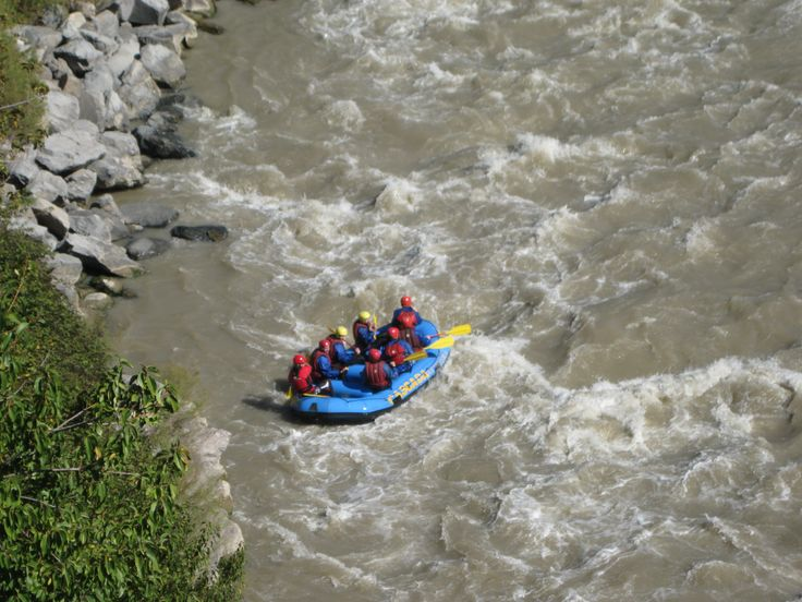 Rafting cajon del maipo #gbiketours.net