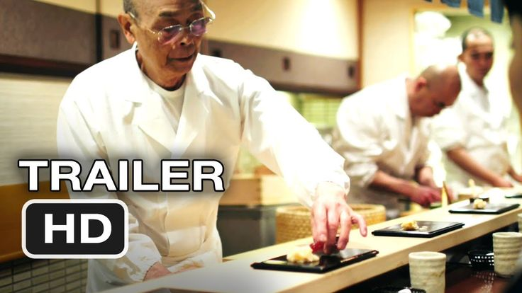 Jiro Dreams of Sushi Official Trailer #1 - Jiro Ono Documentary (2012) HD