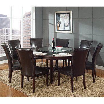 die besten 25+ round dining room sets ideen auf pinterest, Esstisch ideennn