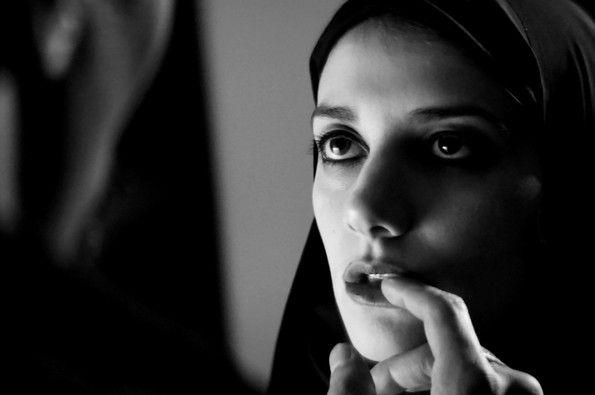 A Girl Walks Home Alone at Night / O dziewczynie, która wraca nocą sama do domu, USA/Iran 2015, reż. Ana Lily Amirpour #łódź #lodz #pgnig #transatlantyk #festival