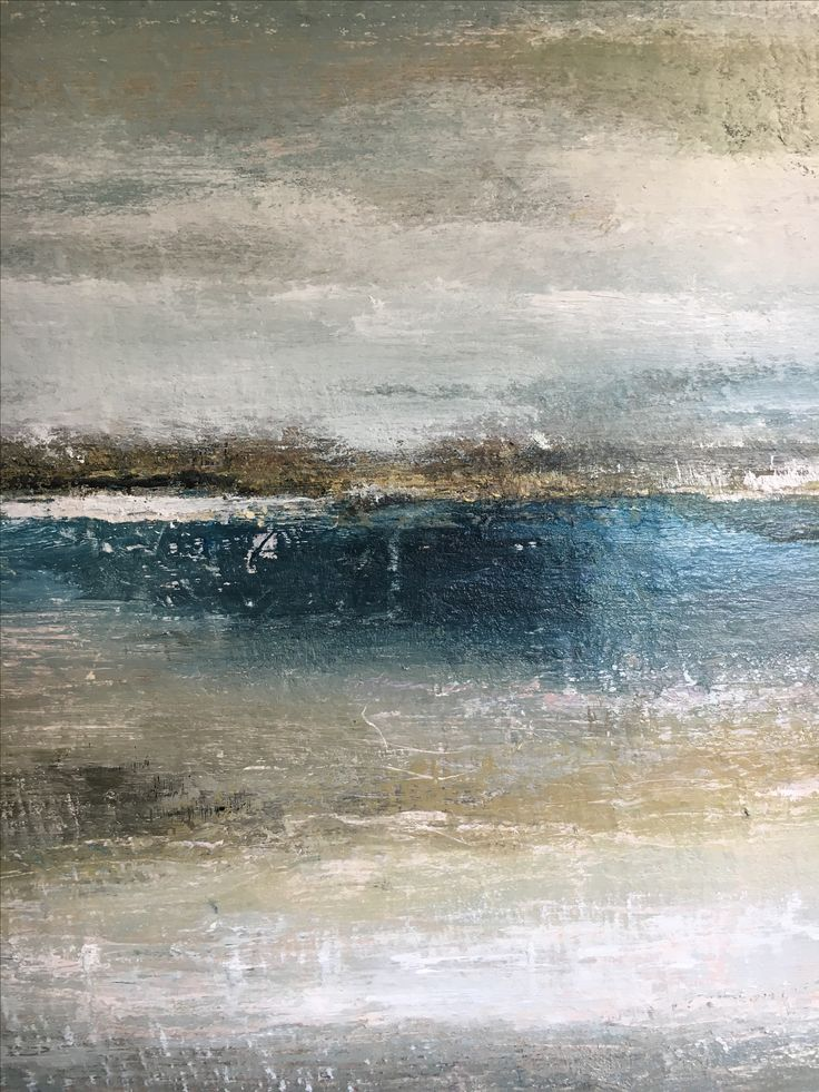 """#art #abstractart #painting #contemporaryart #awesome """" September you were good to me"""" Landscape Margo Van Erkelens Mais BTW, Also, if you like abstract art, check out: http://universalthroughput.imobileappsys.com"""