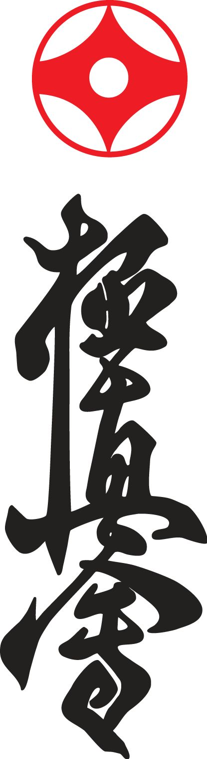 Kyokushin Karate Logo and Symbol