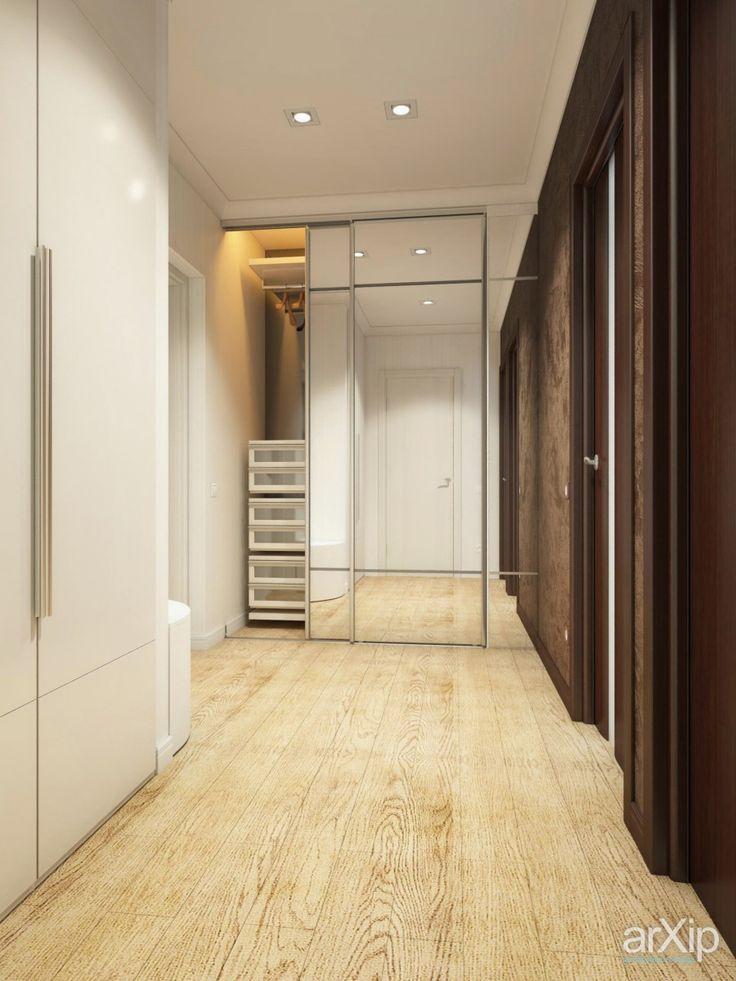 Прихожая #interiordesign #entrancehall #lounge #lobby #lobby #apartment #house #modern #010m2