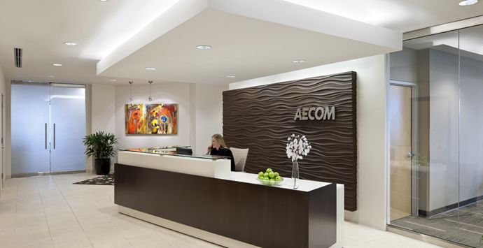 images for office design ideas Roanoke office front desk CPP
