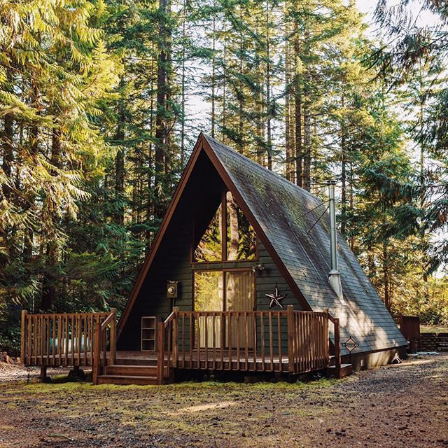 Tiny Home Designs: 383 Best Images About A-Frame Cabins And Houses On