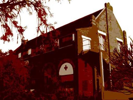 Lennox Street Studios, 111 Lennox Street, Newtown. 34 artists working in a historic building in inner-city Sydney.