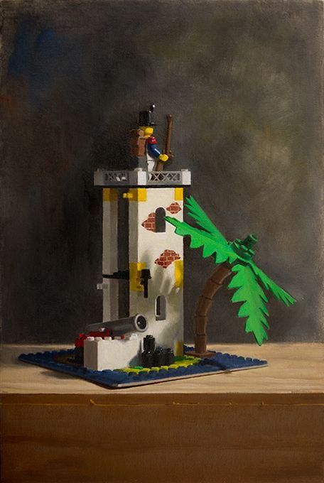 D.O.JONES - Lego Pirates