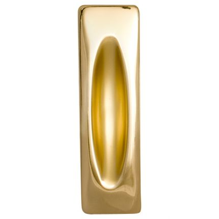 3008 schuifdeurkom van het Italiaanse merk Mandelli. Genieten van Italiaans design in gepolijst messing!