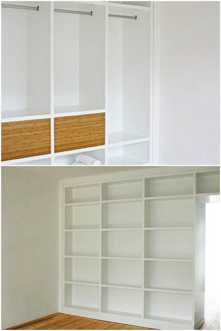 Room divider bookcase wardrobe closet guys room pinterest bookcases bureaus and om - Bookshelves as room divider ...