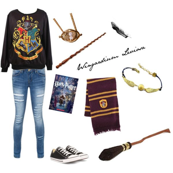 Harry Potter Outfit hogwarts