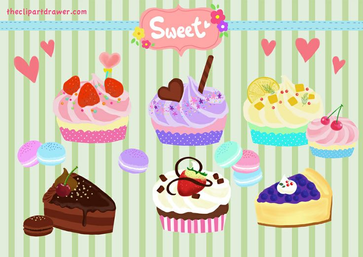free clipart images desserts - photo #31