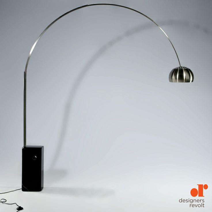 Castiglioni Floor Light