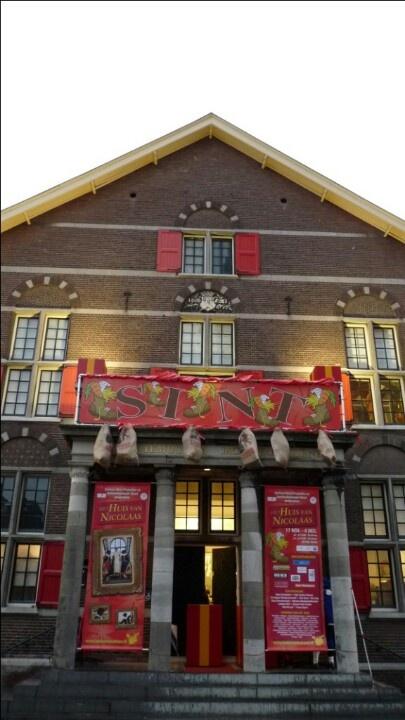 #HuisvanNicolaas te #Weert, vanaf 20 nov. #Jacobvanhornemuseum.Mustgo! Voor The #kids!