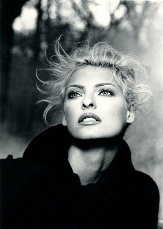 Chlo 233 Fall Winter 1995 Campaign Linda Evangelista By