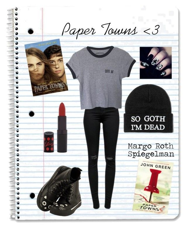 """""""Margo Roth Spiegelman Style"""" by marisol-692 ❤ liked on Polyvore"""