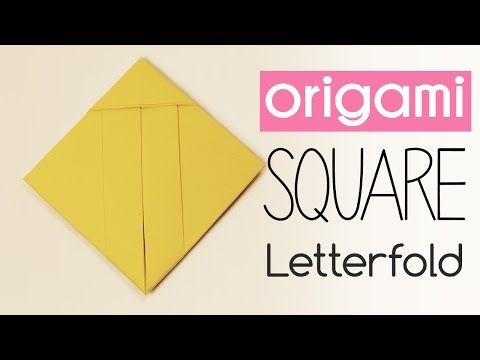 The  Best Letter Folding Ideas On   Letter W Origami