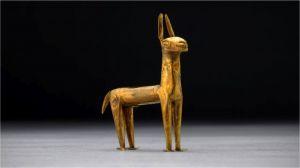 Inca Gold Llama
