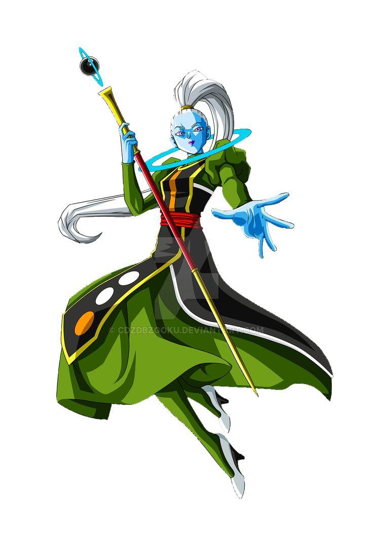 Vados - Dragon Ball Super.