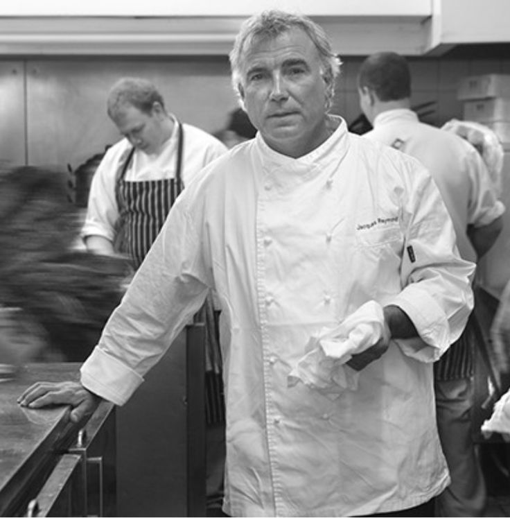 Chef Jacques Raymond profile by Dani Valent for The Age, Epicure 2004