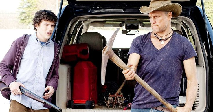 Zombieland 2 Script Work Begins with Deadpool 2 Writers -- Deadpool writers Paul Wernick and Rhett Reese will meet with Woody Harrelson as they plan out Zombieland 2. -- http://movieweb.com/zombieland-2-script-writers-paul-wernick-rhett-reese/