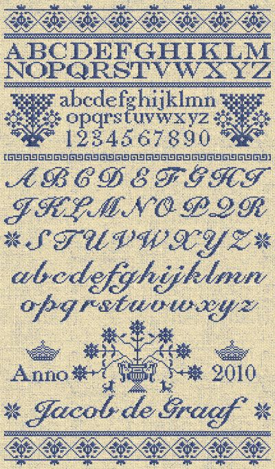 Letters from the North, No. 2 - Instant Download PDF pattern - I really, really need this