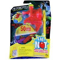 Kaos Tie-Not Water Balloon Filler