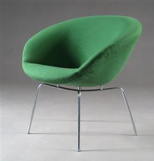 Arne Jacobsen. Gryden.