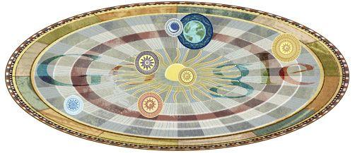 Google Doodle: Nicolaus Copernicus