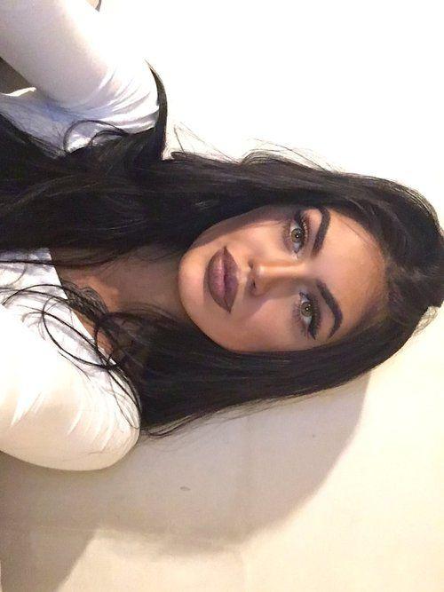 grafika girl, makeup, and hair