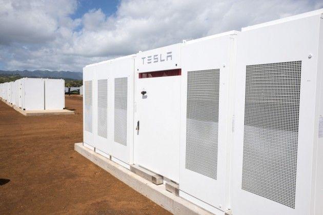 Tesla построит крупнейший в мире литий-ионный аккумулятор в Австралии  Аккумулятор общей мощностью 100 МВт будет заряжаться от ветроэлектростанции Hornsdale. Производитель электромобилей Tesla Motors выиграл тендер на создание крупнейшего в мире литий-ионного аккумулятора Tesla Powerpack, который поможет предотвратить перебои с электричеством в штате Южная Австралия. Крупнейший аккумулятор разместят недалеко от Джеймстауна, он будет заряжаться от ветроэлектростанции Hornsdale. В пиковые часы…