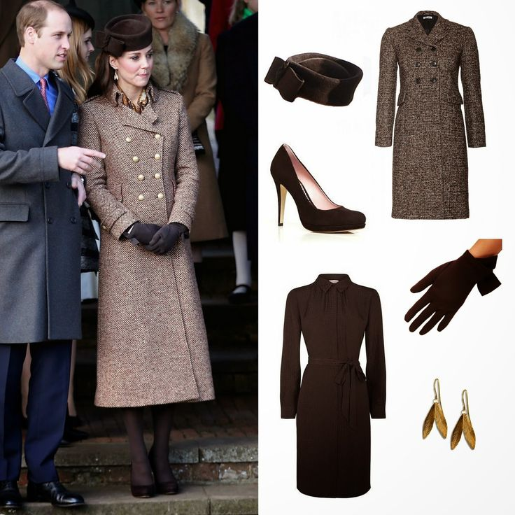 THE MODERN MUSE: Chocolate, Tweed and the Duchess of Cambridge