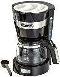 DeLonghi ICM 14011.BK Filterkaffeemaschine 5 Tassen